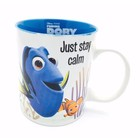 Disney Dori Mug  (Just Stay Calm)