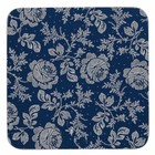 Hallmark Fine Artists Collection by Enesco Parisienne Blue Coasters Blue (Set 4)
