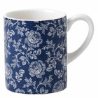 Hallmark Fine Artists Collection by Enesco Parisienne Blue Mug (Blue)