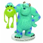 Disney Precious Moments Mike Sulley and Boo (You're Always There To Pick Me Up)