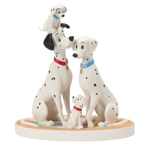 Disney Precious Moments 101 Dalmatiërs (I Loved You Since The First Time I Spotted You)