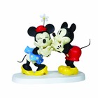 Disney Precious Moments Mickey & Minnie (You Make Me Laugh)