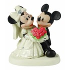 Disney Precious Moments Mickey & Minnie (You Are My Fairy Tale)