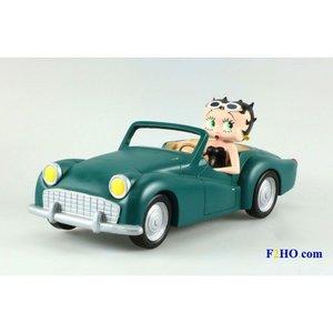Demons et Merveilles Betty Boop in Car