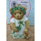 Cherished Teddies Ornament Bell Dated 2008 (HO)
