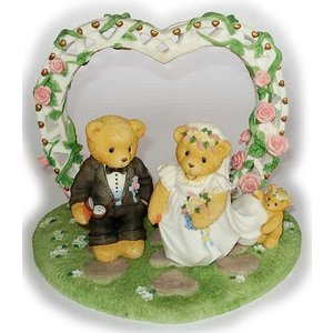 Cherished Teddies Beatiful And Bearly Blushing