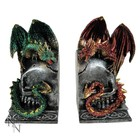 Studio Collection Relic Guardians Dragon & Skull