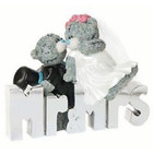 Me To You We Do - Mr & Mrs Wedding Figurine