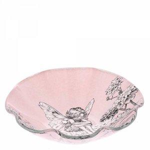 Flower Fairies Glass Dish (Candytuft-Scheefbloem Fairy)