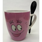Barbapapa Mug Barbapapa with Spoon
