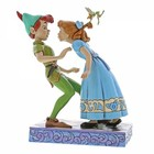 Disney Traditions Peter Pan & Wendy (65th Anniversary)