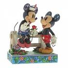 Disney Traditions Mickey & Minnie (Blossoming Romance)