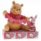 Disney Traditions Pooh & Piglet (Handmade Valentines)