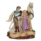 Disney Traditions Tangled Carved by Heart