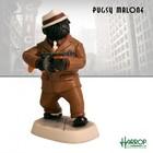 Robert Harrop Pugsy Malone (Black Pug - Gangter)