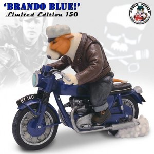 Robert Harrop  Brando Blue (Red Bull Terrier)