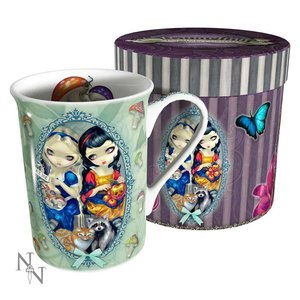 Jasmine Becket-Griffith Alice & Snow White Mug