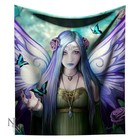 Anne Stokes Mystic Aura Throw (160cm)