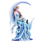 Nene Thomas Fantasy Couture  Wind Moon