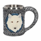 Studio Collection Ghost Wolf Tankard Large