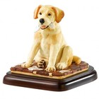 Border Fine Arts Labrador Golden (What News)