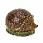 The Juliana Collection, Hedgehog (Treasured Trinkets Box)