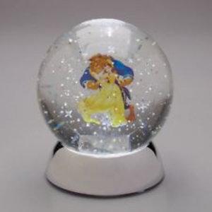 Disney Enchanting Beauty & Beast Snowglobe