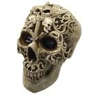 Studio Collection Final Flourish  Skull