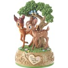 Disney Precious Moments Bambi and Faline (Musical)