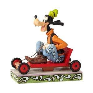 Disney Traditions Goofy Soap Box Derby