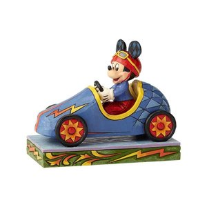 Disney Traditions Mickey Soap Box Derby