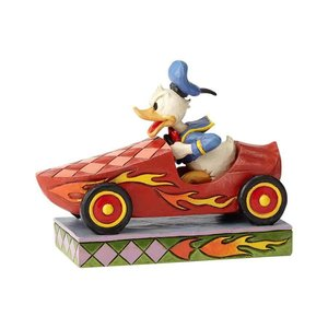 Disney Traditions Donald Soap Box Derby