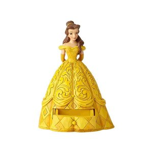 Disney Traditions Belle Treasure Keeper