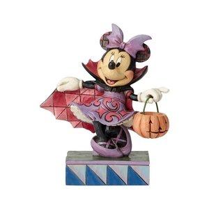 Disney Traditions Minnie Violet Vampire