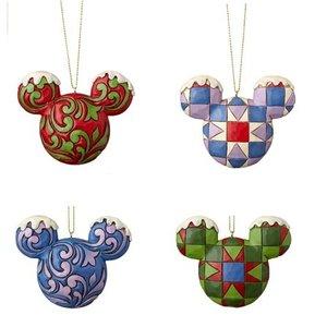 Disney Traditions Mickey Mouse Head Set (HO)