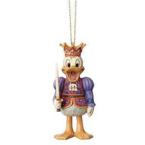 Disney Traditions Donald Nutcracker Hanging Ornament (HO)