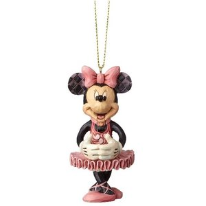 Disney Traditions Minnie Nutcracker Hanging Ornament (HO)