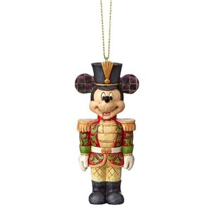 Disney Traditions Mickey Nutcracker Hanging Ornament (HO)