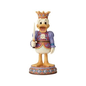 Disney Traditions Donald Reigning Royal (Nutcracker)