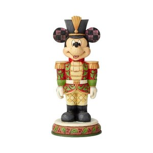 Disney Traditions Mickey Stalwart Soldier (Nutcracker)
