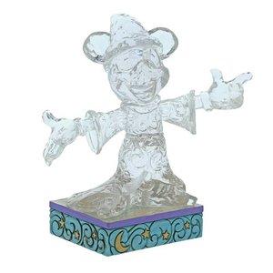 Disney Traditions Mickey Sorcerer Illuminated  (Ice Bright)