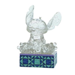 Disney Traditions Stitch Illuminated   (Ice Bright)