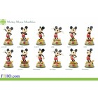 Disney Traditions Mickey Monthlies SET/12 incl. Display