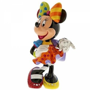 Disney Britto Special Anniversary Minnie Mouse Figurine