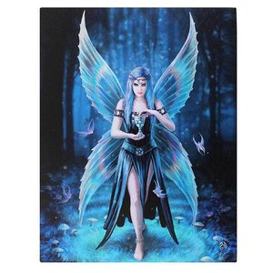 Anne Stokes Enchantment (Anne Stokes) 19x25 Canvas