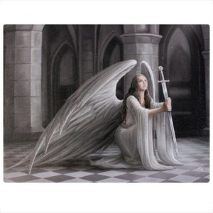 Anne Stokes The Blessing  (Anne Stokes) 19x25 Canvas