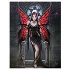 Anne Stokes Arachnafaria 50x70 Canvas