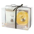 Ceramic Mug & Coaster set 'Queen Bee'