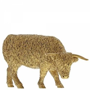Border Fine Arts Highland Cow (Gold)