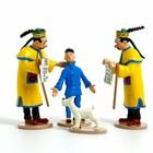 Tintin (Kuifje) Kuifje met de Jans(s)ens